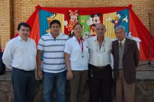 Lanzamiento de la Campaña de vacunación contra el Sarampión, Papera y la Rubeola.